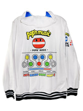Load image into Gallery viewer, POP'N MUSIC ZIPPER HOODIE