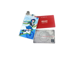 DDR EMI CARD HOLDER
