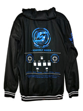 Load image into Gallery viewer, SDVX 4 HEAVENLY HAVEN DARK ZIPPER HOODIE