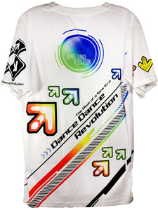 DDR NOTE ARROWS SHIRT