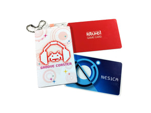 GROOVE COASTER CARD HOLDER