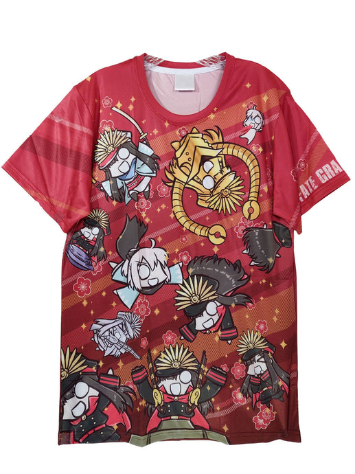 FATE/GRAND ORDER OKITA & NOBU SHIRT
