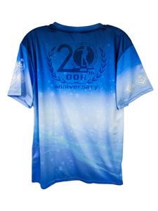 DDR A20 BLUE SHIRT