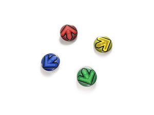 DDR NOTE ARROW BUTTON SET