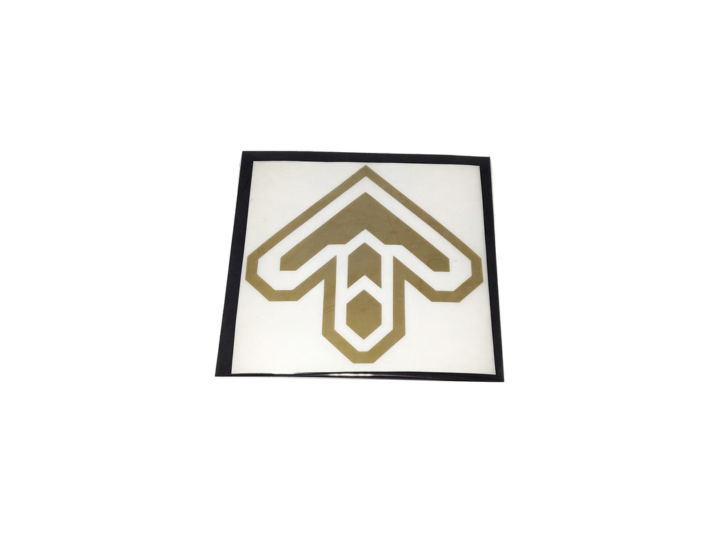 DDR 20th SINGLE ARROW DECAL