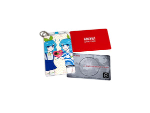 NEAR NOAH SDVX 4 VDAY CARD HOLDER