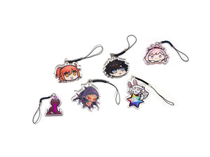 FATE/GRAND ORDER MASCOT CHARMS