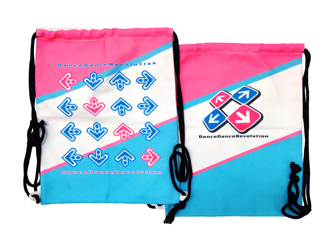 DDR DRAWSTRING BAG