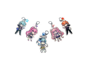 SDVX 5 VIVID DEBUT LIMITED CHIBI CHARMS
