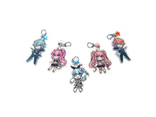 Load image into Gallery viewer, SDVX 5 VIVID DEBUT LIMITED CHIBI CHARMS