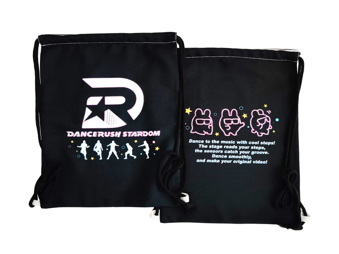 DANCERUSH STARDOM DRAWSTRING BAG