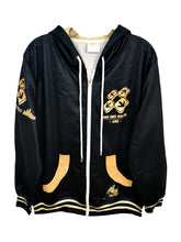 Load image into Gallery viewer, DDR A20 GOLD ZIPPER HOODIE