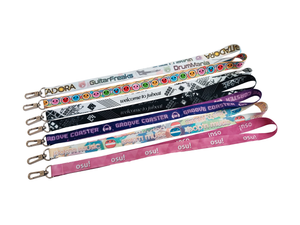 RHYTHM GAME BEMANI & MISC LANYARDS