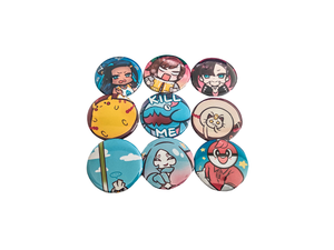 POKEMON SWORD SHIELD BUTTONS
