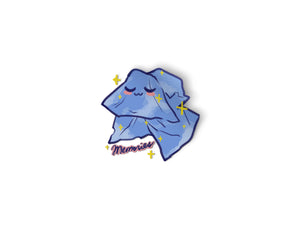 VTUBER SENTIMENTAL RAG DIE-CUT DECAL