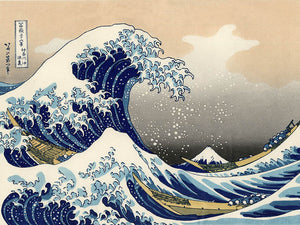 Happy Birthday Hokusai