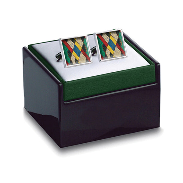 Roger Fry Cuff Links with presentation box.