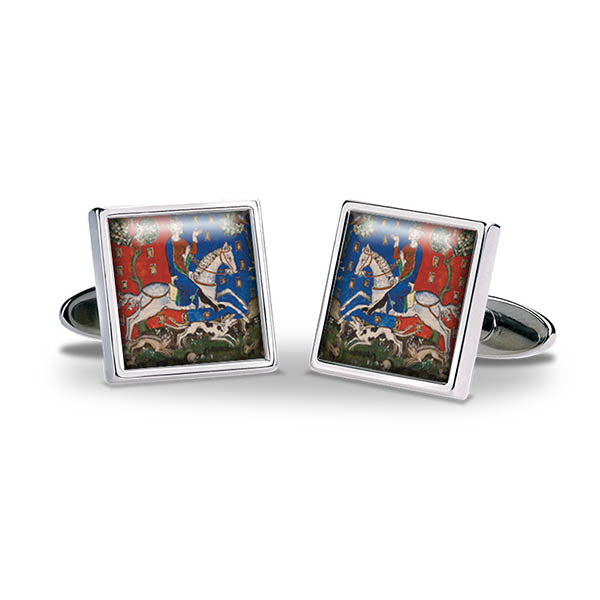 Magna Carta King John Cuff Links