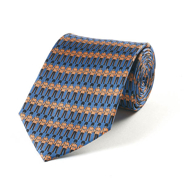 Guards Silk Tie