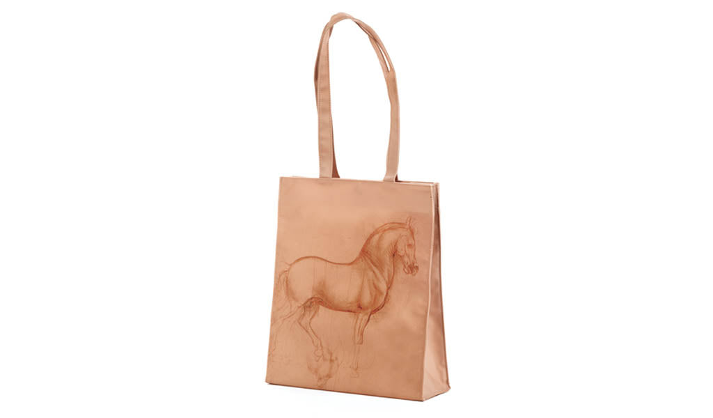Da Vinci Horse Posh Shopper