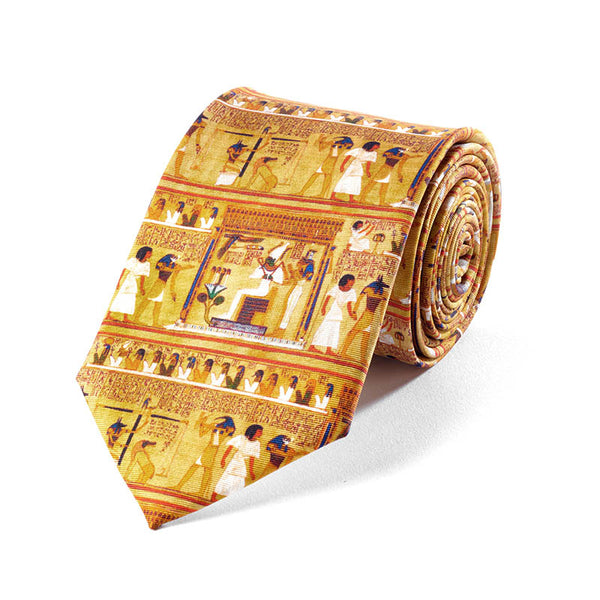 Egyptian Pure Silk Tie