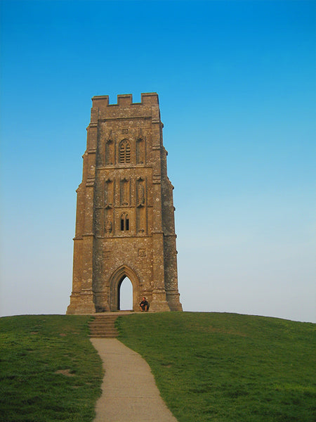 Glastonbury Tor and St. Michael's Tower