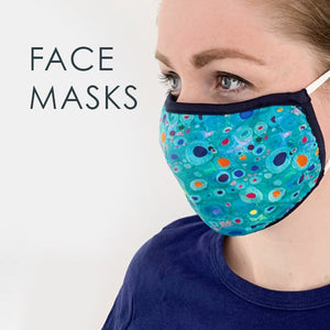 Fox & Chave Face Masks