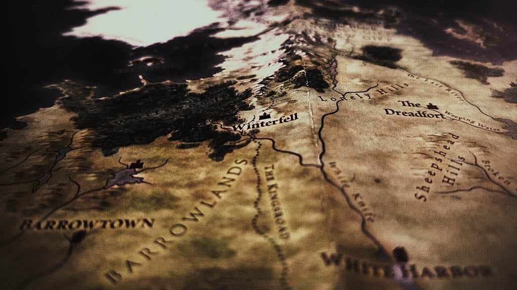 Image of Westeros Map by Mauricio Santos on Unsplash