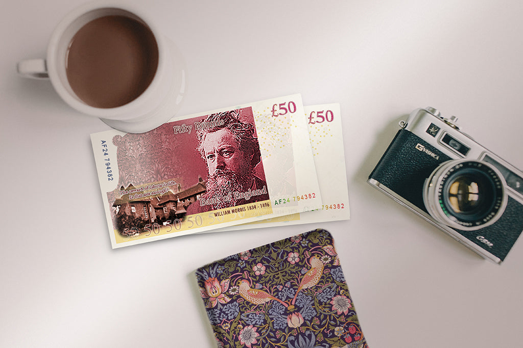 William Morris £50 Note