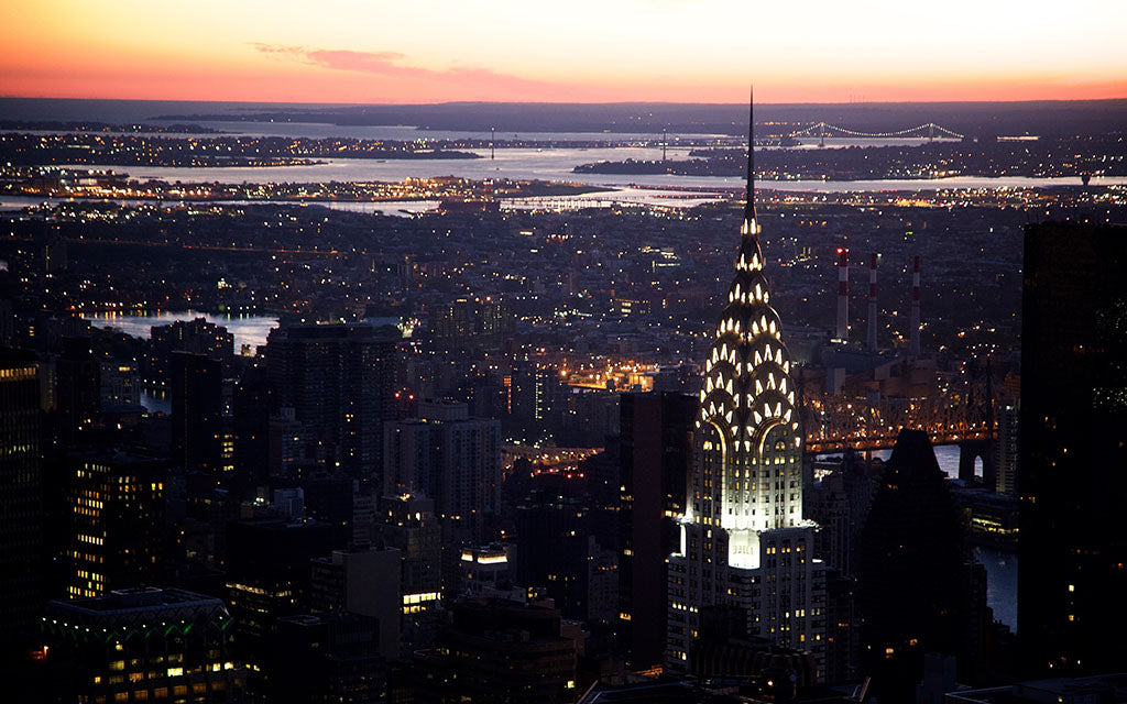 The New York Chrysler Building