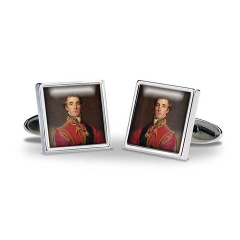 Wellington Cuff Links