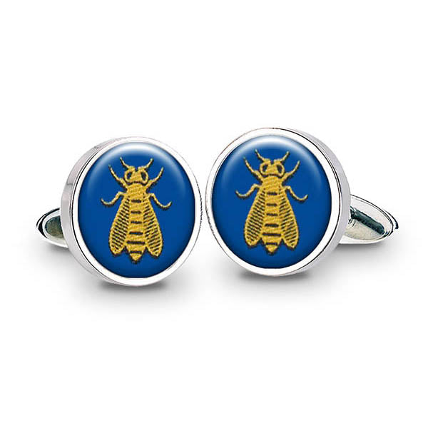Imperial Bee Cuff Links