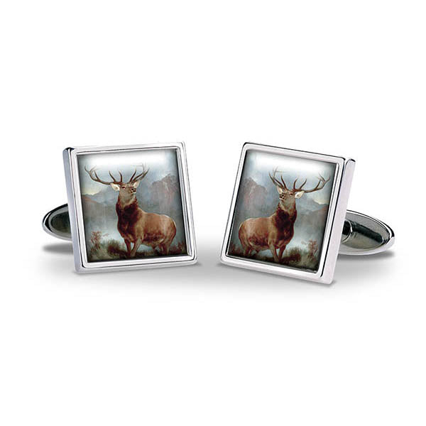 Monarch of the Glen Cuff Links