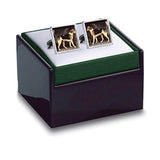 Stubbs Foxhound Cuff Links Boxed