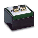 Stubbs Spaniel Cuff Links Boxed