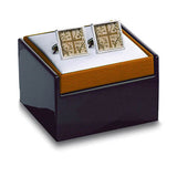 Byzantine Cross Cuff Links in box