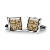 Byzantine Cross Cuff Links