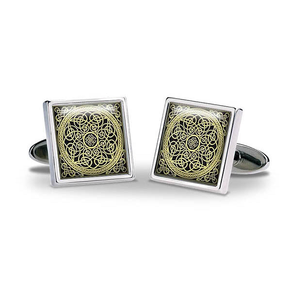 Celtic Cuff Links