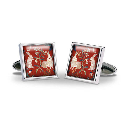 Cluny Tapestry Cuff Links