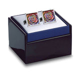 Colour Swirl Cuff Links in box