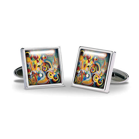 Delaunay Bleriot Cuff Links