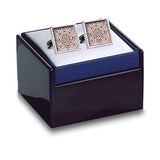 Iznik Tile Red Cuff Links in box