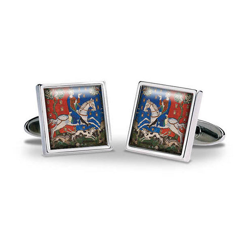 King John Magna Carta Cuff Links