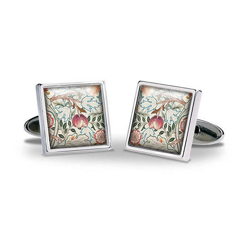 Morris Acanthus Cuff Links