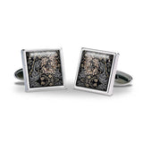 Morris Black Cuff Links