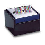 Multistripe Cuff Links in box
