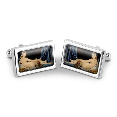 Odalisque Cuff Links