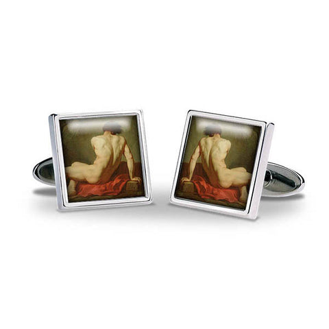 Patrocles Cuff Links