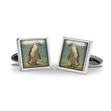 Penguin Cuff Links