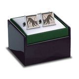 Pompeii Dog Cuff Links - boxed